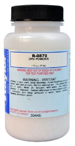 Taylor Replacement Reagent R-0870-J DPD Powder .25-Pound Outdoor, Home, Garden, Supply, Maintenance