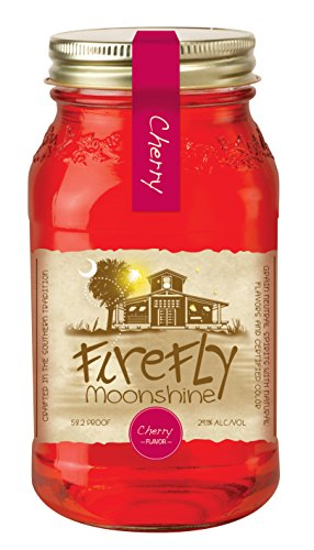 Firefly Moonshine Cherry Flavor Whisky (1 x 0.75 l)