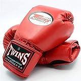 LUCHONG Guantes de boxeo Sanda para adultos, 8/10/12/14 onzas, entrenamiento de...