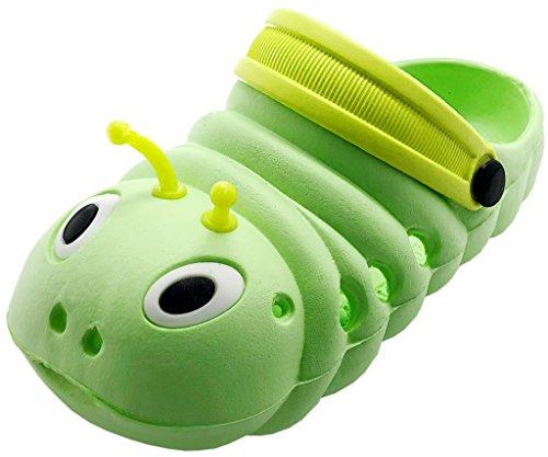 Gaatpot Zuecos para Unisex Niños Sandalia Zapatos Zapatillas Chanclas de Playa de Verano 18-29