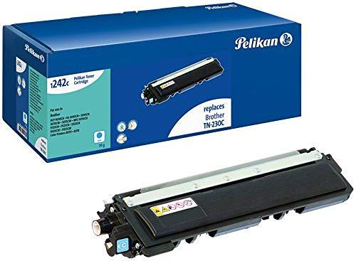 Pelikan Toner ersetzt Brother TN-230C (passend für Drucker Brother HL 3040)
