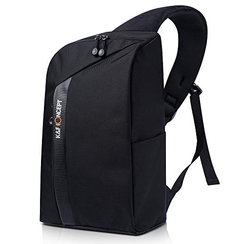K&F Concept Camera Sling Backpack Bag for DSLR Mirrorless Cameras, Lens, Accessories...