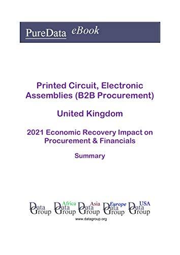 Printed Circuit, Electronic Assemblies (B2B Procurement) United Kingdom Summary: 2021 Economic Recovery Impact on Revenues & Financials (English Edition)