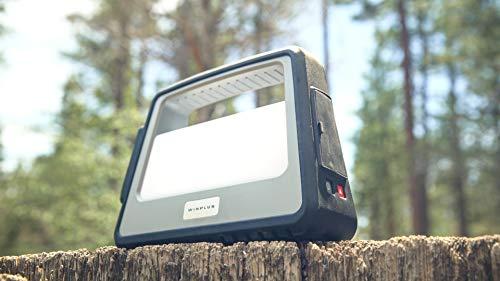 Type S Winplus AC55717-1 12000mAh PRO Jump Starter 500A 10W Spotlight | Power Bank | Emergency Roadside Hazards