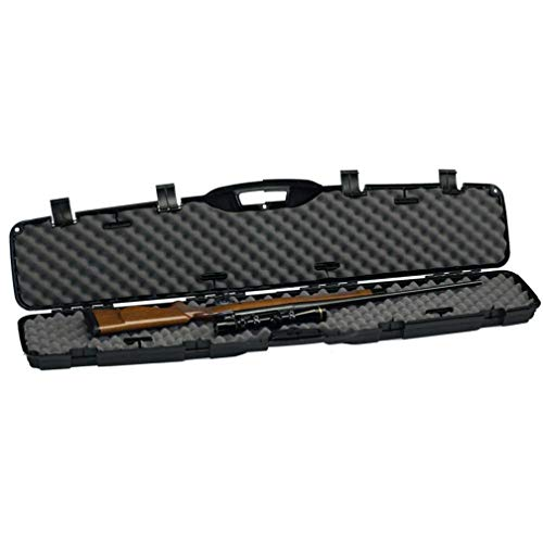Plano Molding Pro-Max PillarLock Single Long Gun Case Lockable and Airline Approved 1531-04