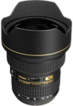 Nikon AF-S FX NIKKOR 14-24mm f/2.8G ED Zoom Lens with Auto Focus for Nikon DSLR Cameras International Version (No Warranty)