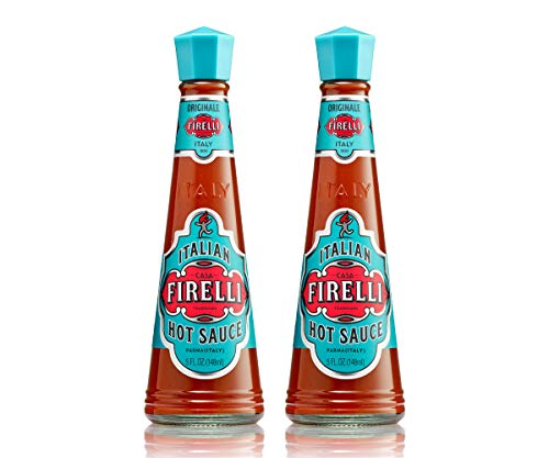 Casa Firelli Italian Hot Sauce 2x 148ml Twin Pack