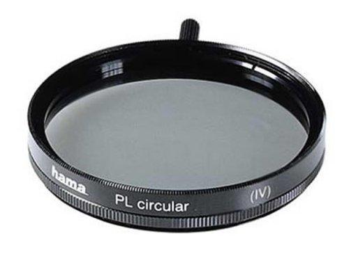 Hama Polarisations-Filter, Weitwinkel, 14-fach Vergütung, Für 49 mm Foto-Kameraobjektive, C14