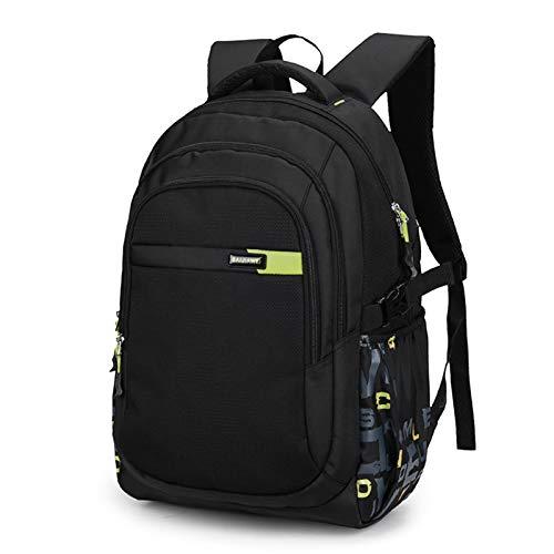 Hiking Backpack for Men Waterproof Travel Daypack Outdoor Laptop Bag Casual Women Multifuctional Bookbag Teen Boys Camping Fishing Shoulder Bag