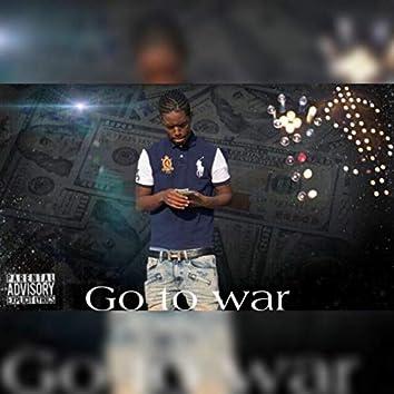 Go to War (feat. Odeezy)