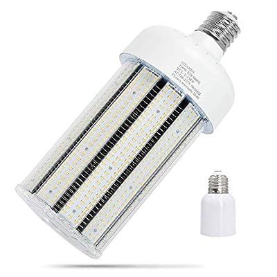 150W LED Corn Cob Light Bulb,Equivalent 600W Metal Halide HPS HID CFL,5000K AC110-277V,E39 Mogul Base LED retrofit Bulb,for Commercial Industrial Lighting Wearehouse Gyms Workshop Bay Light Fixture