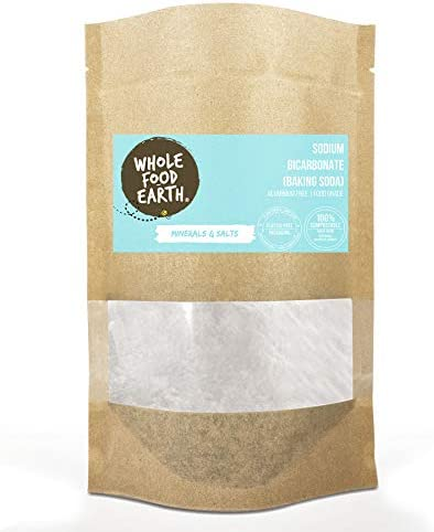 Wholefood Earth Sodium Bicarbonate Baking Soda 1 kg