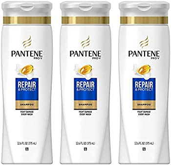 3-Pack Pantene Pro-VRepair & Protect Miracle Repairing Shampoo
