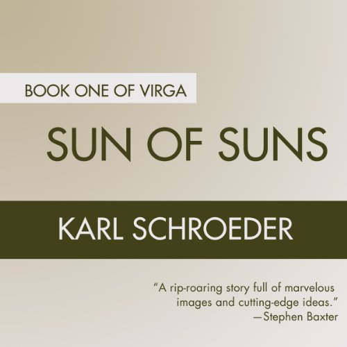 Sun of Suns audiobook cover art
