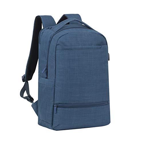 Rivacase 8365 Laptop mochila 17.3 azul