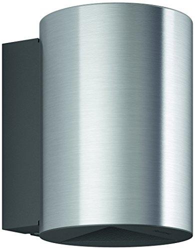 Philips 1735747P0 BUXUS Applique Acier/Matières Synthétiques Inox 10,1 x 12,6 x 14 cm