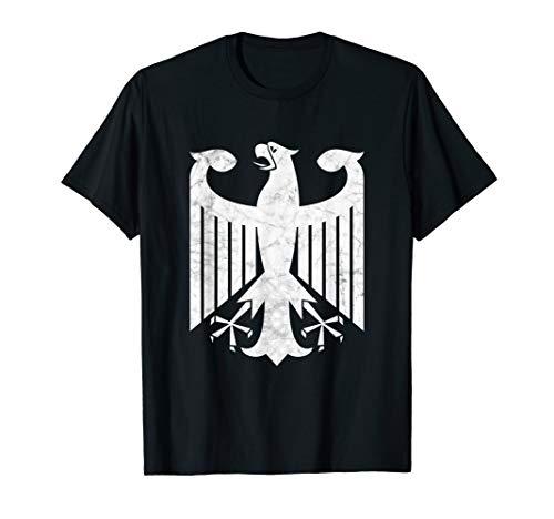 Deutscher Adler Deutsches Wappen Deutschland Geschenk T-Shirt