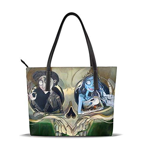 Tim Burton's Corpse Bride - Bolso de mano para mujer