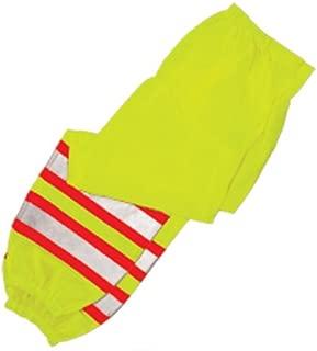 ML Kishigo 3117 Ultra-Cool Mesh Pant, Fits Large and Extra Large Waist, Lime