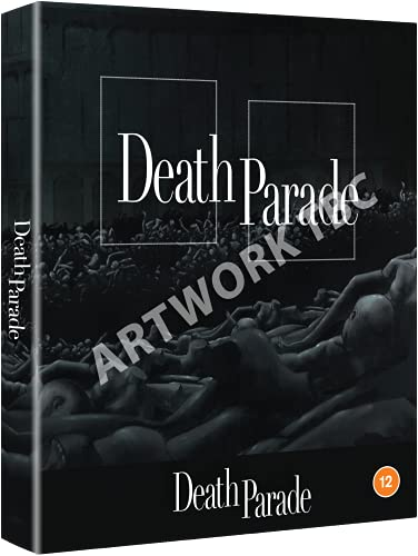 Death Parade - The Complete Series - Limited Edition + Digital Copy [Blu-ray]