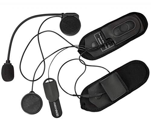 Unbekannt LS2 Linkin Ride Pal III Motorradhelm Bluetooth Freisprecheinrichtung von Sena Fahrrad Headset Scooter Fortgeschrittene Rider USB-Fahrer Kommunikationskit
