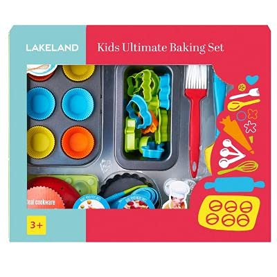 Kids' Real Bakeware Ultimate 48pc Baking Gift Set