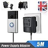 LOREMYI Power Supply Adapter for Video Ring Doorbell Transformer Easy Installation