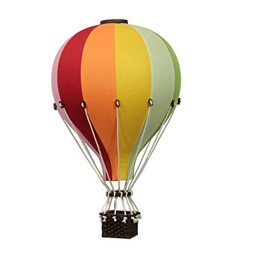 DEKORATIVER BALLON 12 FARBEN - REGENBOGEN,Ein Geschenk für ein Kind, Dekorationen für Kinder, Raumdekoration, Handgenähter Ballon,
