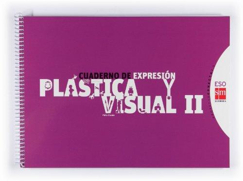 Cuaderno de expresión plástica y visual II. ESO. Conecta 2.0 - 9788467540840
