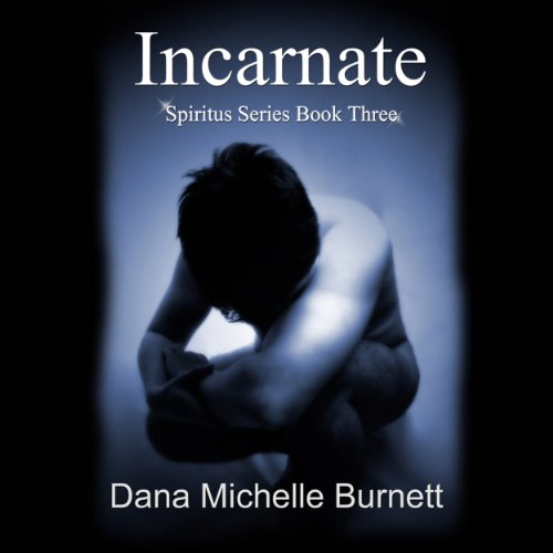 Incarnate, a Paranormal Romance audiobook cover art
