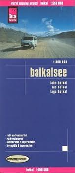 Best baikal lake map Reviews