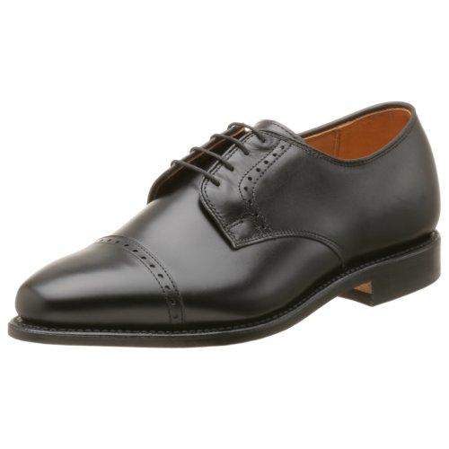 Allen Edmonds Men's Clifton Cap Toe Oxford,Black,10 B