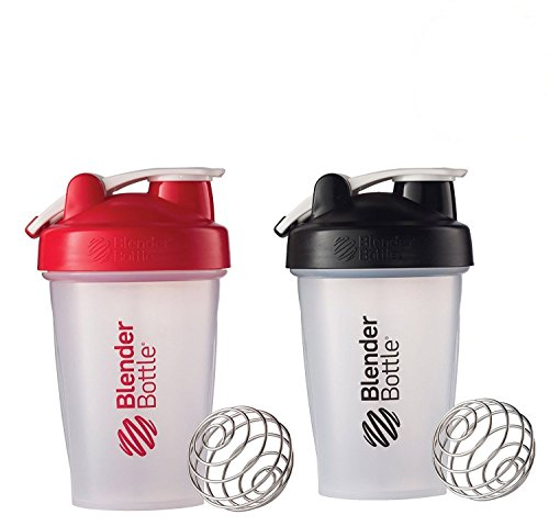 Blender Bottle Single 20oz Sundesa, Colors Vary (2)