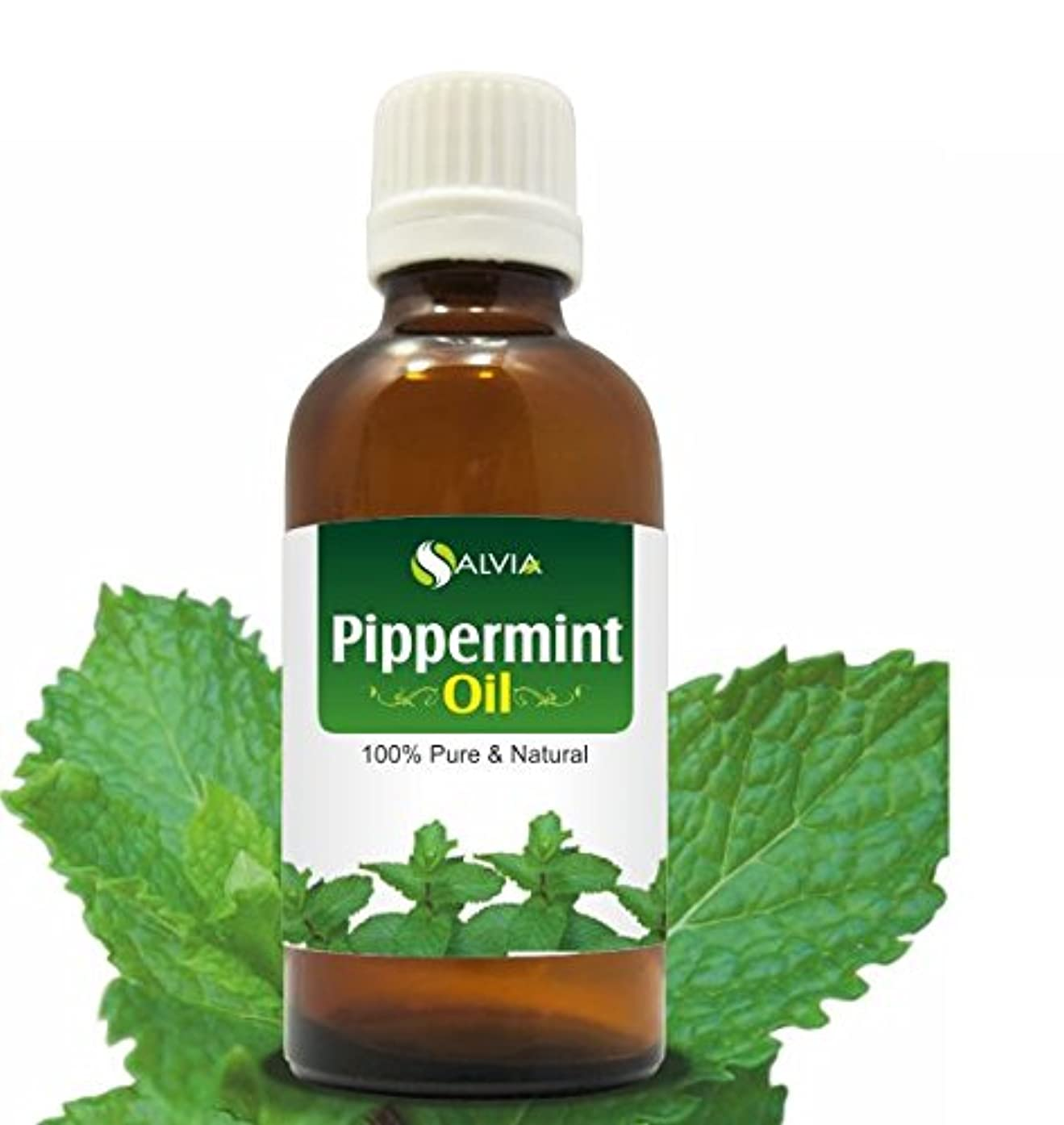 決めます時代食器棚PEPPERMINT OIL 100% NATURAL PURE UNDILUTED UNCUT ESSENTIAL OIL 50ML