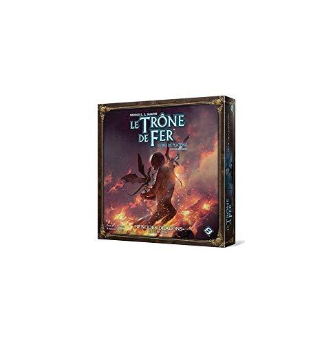 Le Trone DE Fer - Le Jeu de Plateau - Mère des Dragons