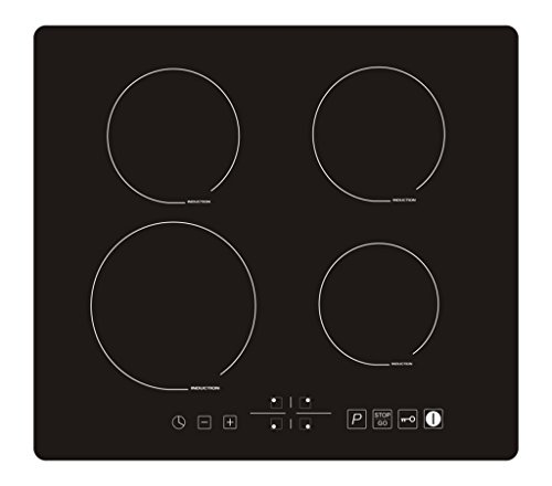 Carysil Induction Built in Hob 60 cm (Black)