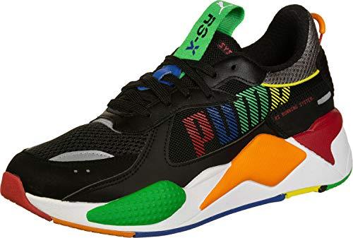 Puma RS-X Bold, zapatillas deportivas unisexinfantiles Negro Size: 41 EU