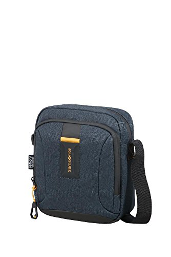 Samsonite CROSS-OVER S (JEANS BLUE) -PARADIVER LIGHT Bolso bandolera, Azul (Jeans Blue)