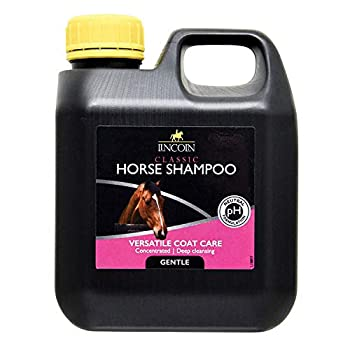 Lincoln Horse Shampoo For Bathing & Grooming - 1 litre