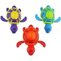Escomdp baño de Peces eléctricos Juguetes Animales electrónicos Mascotas bañera natación niños Agua Juguete Navidad Regalo de cumpleaños pequeños Tanque de Peces Regalo para niños (3 Pack)