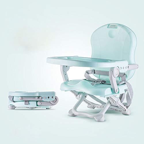 YUYAXPB verstelbare pasgeboren set houten hoge stoel voor baby's zacht leer opvouwbare volledig verstelbare baby kinderstoel hoge stoel van baby naar peuter hoge stoel baby baby baby