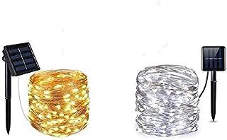 Led Solar Blanco