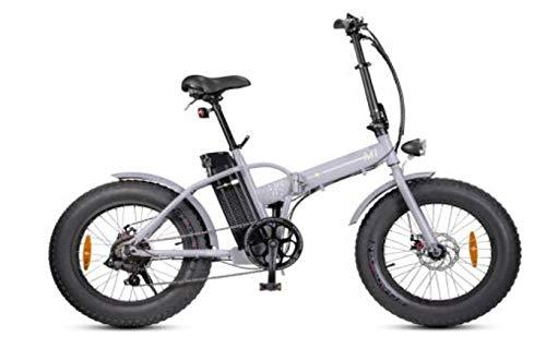 Smartway M1-RCS2-G bicicletta elettrica Grigio Acciaio 50,8 cm (20') Ioni di Litio 29 kg