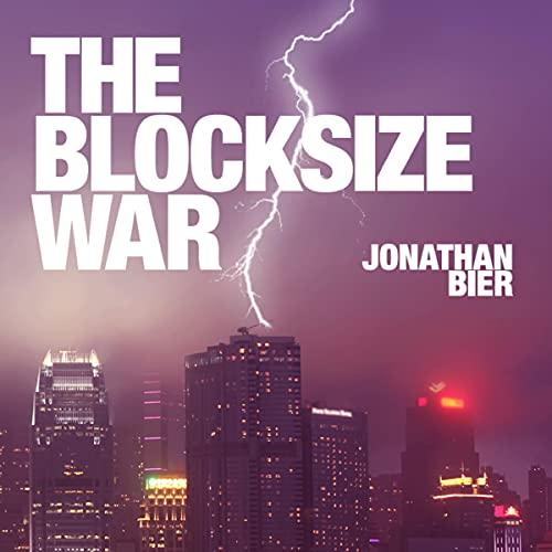The Blocksize War cover art