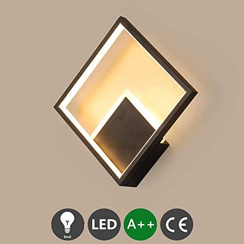Eenvoudige LED Bedlampje Creatieve Wandlamp Woonkamer Corridor Corridor Slaapkamer Verlichting,Beige