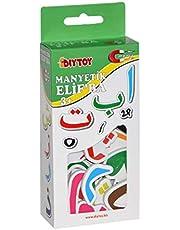 DiyToy Manyetik ElifBa Magnet Seti