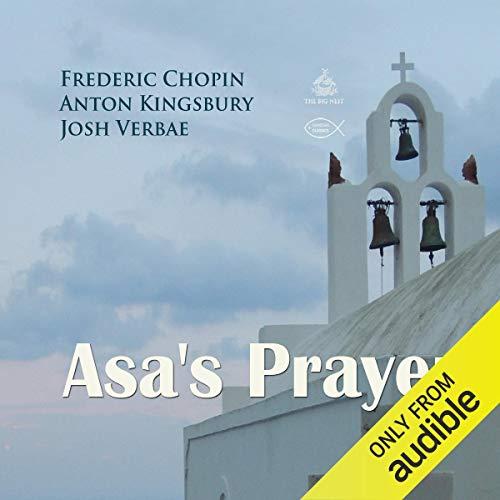 Asa's Prayer audiobook cover art