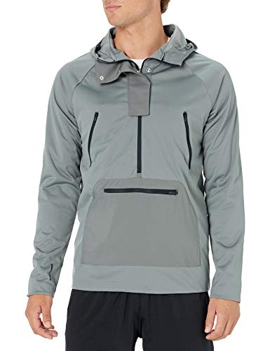 Under Armour Men's Storm Define The Anorak Jacket , Clay Green (709)/Reflective, XX-Large