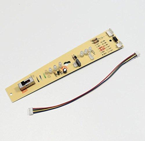 - Rowenta - Tarjeta de circuito impreso (PCB) para escobas eléctricas Air Force Extreme de 25 V / 25,2 V RH8871, RH8872, RH8874 y RH8876