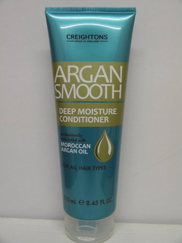 Creightons Argan lisse Deep Moisture Conditioner avec huile d'argan marocaine 250 ml